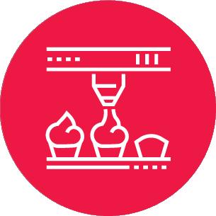 empresas do setor de alimentos têm o controle da data de fabricação e validade dos produtos. Nas indústrias, 75% identificam os itens no cadastro e, no setor de saúde, 87% exigem a rastreabilidade dos produtos em caso de recall
