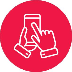 consumidores já usam o smartphone para buscar informações essenciais sobre os produtos.