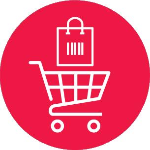 produtos devem ter o mesmo código de barras, tanto na loja física como no e-commerce, e 49% já utilizam o código de barras para ter certeza de que estão visualizando o mesmo produto.